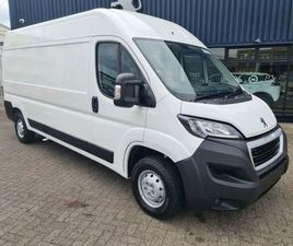 PEUGEOT BOXER L3H2 335 IN STOCK FOR SALE IN DUBLIN FOR €31,500 ON DONEDEAL