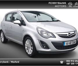 OPEL CORSA SE 1.3CDTI 95PS EURO 5 5 FOR SALE IN WEXFORD FOR €8,950 ON DONEDEAL