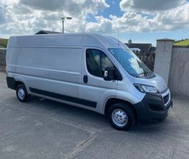 2018 PEUGEOT BOXER PROFESSIONAL MODEL FOR SALE IN DOWN FOR £14,650 ON DONEDEAL