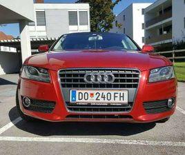 AUDI A5 COUPÉ IN ROT ALS GEBRAUCHTWAGEN IN LUSTENAU FÜR € 9.500,-