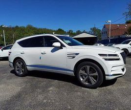 BRAND NEW WHITE COLOR 2021 GENESIS GV80 3.5T FOR SALE IN SPRINGFIELD, PA 19064. VIN IS KMU