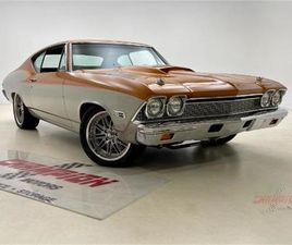 FOR SALE: 1968 CHEVROLET CHEVELLE SS IN SYOSSET, NEW YORK