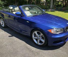 BMW 135I CABRIOLET ANNÉE 2010 SEULEMENT 82000 KL/M | CARS & TRUCKS | LANAUDIÈRE | KIJIJI