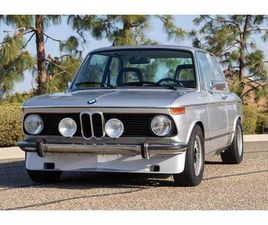 1974 BMW 2002TII SEDAN