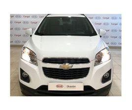 CHEVROLET TRAX 1.6 LS 4X4, SUV O PICKUP DE SEGUNDA MANO EN LA CORUÑA | AUTOCASION