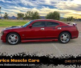 FOR SALE: 2009 DODGE CHARGER IN CLARKSBURG, MARYLAND