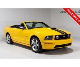 2006 FORD MUSTANG GT GT PREMIUM