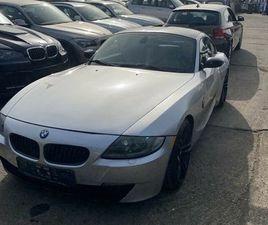 BMW Z4COUPE 3.0SI,VOLL,LEDER,NAVI,AUTOMATIK,XENON