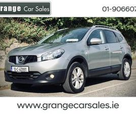NISSAN QASHQAI +2 ACENTA PAN ROOF 7 SEATER FOR SALE IN DUBLIN FOR €6,950 ON DONEDEAL