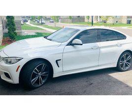 BMW 435XI - SPORTS  LOW MILEAGE(40K)   PRICE(29,995K)   CARS & TRUCKS   MISSISSAUGA / PEEL