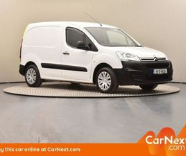 CITROEN BERLINGO L1 1.6 BLUEHDI 100 BUSINESS FOR SALE IN DUBLIN FOR €13,900 ON DONEDEAL