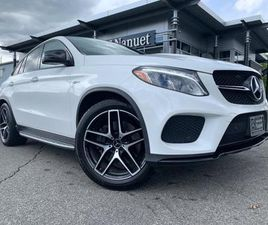 WHITE COLOR 2018 MERCEDES-BENZ GLE 43 AMG COUPE 4MATIC FOR SALE IN NANUET, NY 10954. VIN I