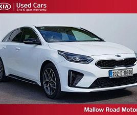 KIA PRO CEED PRO CEED GT-LINE 1.4 PETROL FOR SALE IN CORK FOR €25,950 ON DONEDEAL
