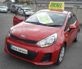 KIA RIO, 2016 FOR SALE IN WESTMEATH FOR €8,995 ON DONEDEAL