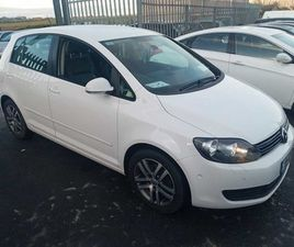 VOLKSWAGEN GOLF PLUS, 2013 FOR SALE IN LIMERICK FOR €9,950 ON DONEDEAL