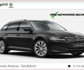 SKODA SUPERB COMBI STYLE 2.0TDI 150BHP DSG - IN S FOR SALE IN DUBLIN FOR €46,510 ON DONEDE