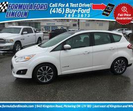 2017 FORD C-MAX HYBRID TITANIUM THIS CAR IS IN IMMACULATE SHAPE AND COME WITH WINTER TIRES
