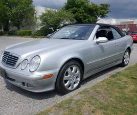2003 MERCEDES-BENZ CLK-CLASS CLK320 CABRIOLET   CARS & TRUCKS   RICHMOND   KIJIJI