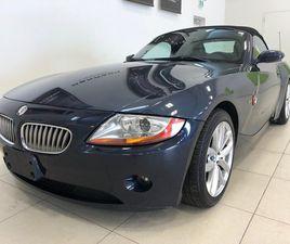 BMW Z4 3.0L, SIEGES EN CUIR, SIEGES CHAUFFANTS 2004