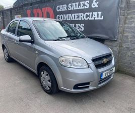CHEVROLET AVEO, 2011 FOR SALE IN DUBLIN FOR €2,850 ON DONEDEAL