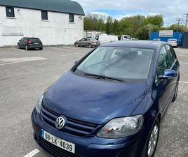 GOLF PLUS LOW MILEAGE FOR SALE IN LIMERICK FOR €3,200 ON DONEDEAL