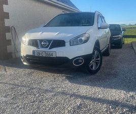 NISSAN QASHQAI +2 1.6DCI 4WD TEKNA SPEC FOR SALE IN CORK FOR €11,800 ON DONEDEAL