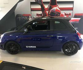 FIAT 500 1.4 YAMAHA FACTORY RACING BLEU D'OCCASION, MOTEUR ESSENCE ET BOITE MANUELLE, 6.00