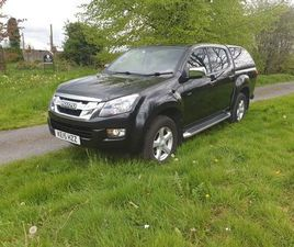 ISUZU D-MAX 4×4 FOR SALE IN CAVAN FOR £14,500 ON DONEDEAL