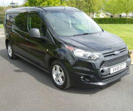 FORD TRANSIT CONNECT, CREW VAN 2018 FOR SALE IN TYRONE FOR £12,950 ON DONEDEAL