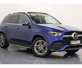 MERCEDES-BENZ GLE-CLASS GLE 300 D 4MATIC AMG LINE FOR SALE IN DOWN FOR €87,810 ON DONEDEAL