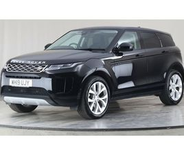 USED 2019 LAND ROVER RANGE ROVER EVOQUE 2.0 D180 SE 5DR AUTO NOT SPECIFIED 8,324 MILES IN