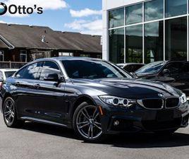 2017 BMW 4 SERIES 4 CY XDRIVE GRAN COUPE UNICORN, M SPORT