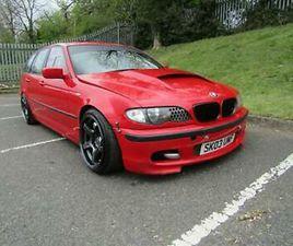 BMW E46 330, TOURING, M54, TURBO, 433 BHP, 2003, DRIFT CAR, HUGE SPEC, LONG MOT