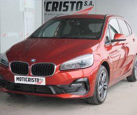 BMW SÉRIE 2 ACTIVE TOURER 216 D LINE SPORT (116CV) (5P) (116CV) (5P)