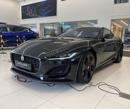 JAGUAR F-TYPE 5.0 P450 S/C V8 FIRST EDITION AWD SPECIAL EDITIONS AUTOMATIC 2 DOOR COUPE AT