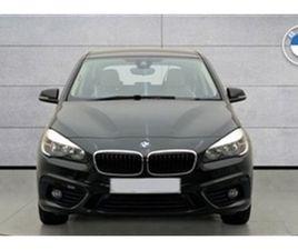 USED 2017 BMW 2 SERIES 2.0 218D SPORT ACTIVE TOURER 5D 148 BHP HATCHBACK 37,000 MILES IN B
