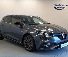 RENAULT NEW MEGANE HATCHBACK SPORT 1.8 280 CUP CHASSIS 1.8T R.S.280 (S/S) 5DR