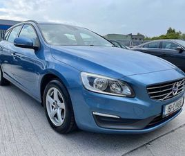 151 VOLVO V60 2.0 D 181 BHP 4 BUSINESS EDITION FOR SALE IN DUBLIN FOR €9,950 ON DONEDEAL