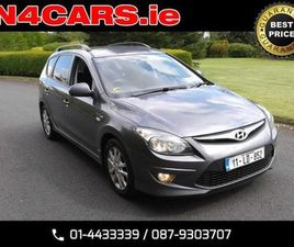 HYUNDAI I30 IMMACULATE .DIESEL 1.6 CROSSWAGON A 4 FOR SALE IN DUBLIN FOR €5,449 ON DONEDEA