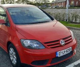 WV GOLF PLUS 1.9 TDI AUTOMATIC. FOR SALE IN DUBLIN FOR €1,890 ON DONEDEAL