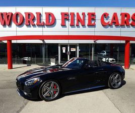 USED 2018 MERCEDES-BENZ AMG GT C | 1-OWNER! | LOW MILEAGE | 550 HP