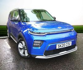 KIA SOUL 64KWH FIRST EDITION AUTO 5DR