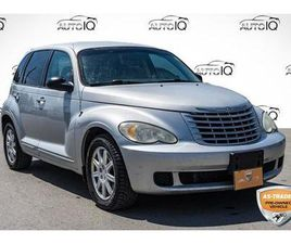 USED 2007 CHRYSLER PT CRUISER AS TRADED SPECIAL | YOU CERTIFY, YOU SAVE