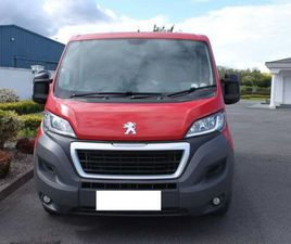 PEUGEOT BOXER 330 L1 H1 2.2 HDI, 2015 FOR SALE IN TIPPERARY FOR €10,500 ON DONEDEAL