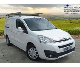 USED 2016 CITROEN BERLINGO 1.6 750 X L2 BLUEHDI 98 BHP NOT SPECIFIED 62,000 MILES IN WHITE