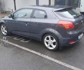 KIA PRO_CEED *NEW NCT, TAXED* FOR SALE IN WESTMEATH FOR €7,650 ON DONEDEAL