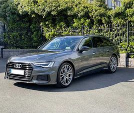2021 AUDI A6 S LINE BLACK EDITION AVANT TECH PARK FOR SALE IN DUBLIN FOR €61,990 ON DONEDE