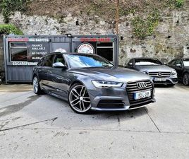 AUDI A6 2.0 AVANT ULTRA S-LINE BLACK EDITION 2015 FOR SALE IN CORK FOR €23,000 ON DONEDEAL