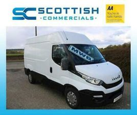 2015 IVECO DAILY MWB (NEW SHAPE) SUPERB CONDITION *ONE OWNER* LOW MILES SPRINTER