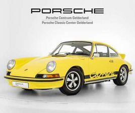 PORSCHE 911 CARRERA RS 2.7 1973 MATCHING-TOP